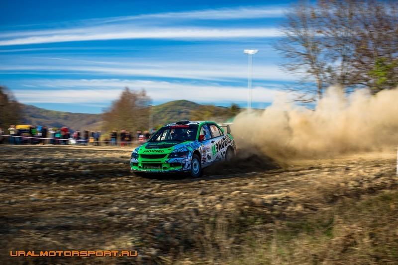 Автоспорт: Андрей Трухин о финальном ралли сезона 2015