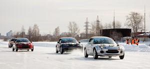 Автоспорт: Раллисты - первый «кольцевой» опыт на льду 2