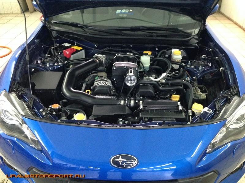 Сервис: Subaru BRZ - компрессор компрессору рознь  2