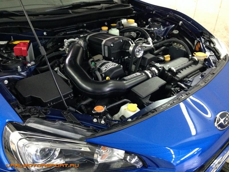 Сервис: Subaru BRZ - компрессор компрессору рознь  3