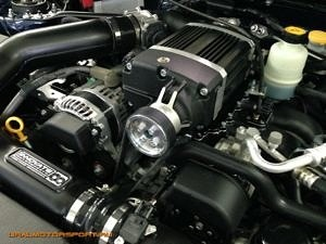 Сервис: Subaru BRZ - компрессор компрессору рознь
