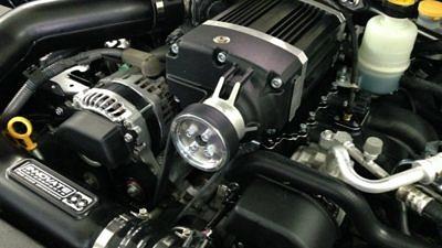 Сервис: Subaru BRZ — компрессор компрессору рознь
