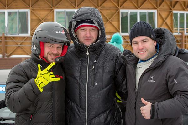 Автоспорт: Раллисты - первый «кольцевой» опыт на льду