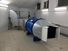 Стенд измерения мощности двигателя DYNOCOM DC5000-FX