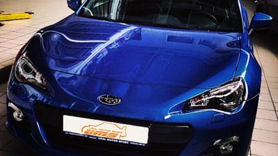 Сервис: Subaru BRZ и Toyota GT-86 — новые возможности!