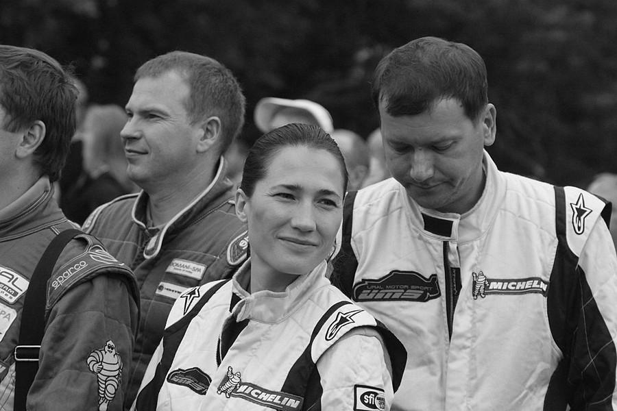 Ралли: Завершение борьбы за победу в Чемпионате России