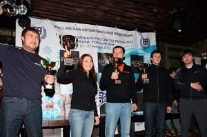 """Ралли """"Горный лён-2012"""": Не оставив шансов соперникам"""