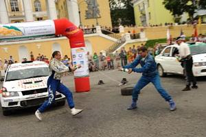 Чемпионат России: Лидер сезона укрепил свое положение в серии