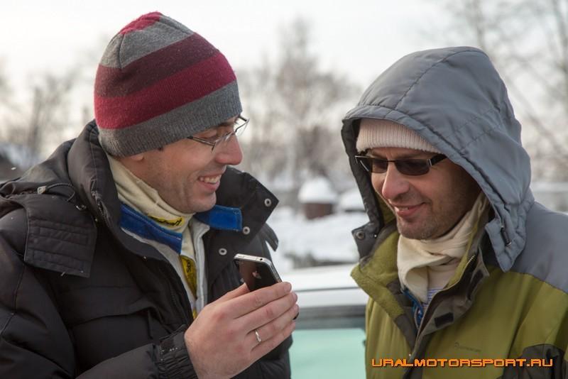 """Ралли """"УралАсбест - 2013"""": Установку выполнили!"""