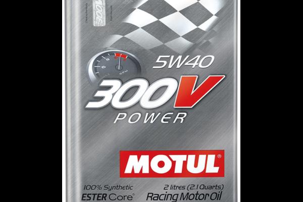 Сервис: Новая формула масел MOTUL 300V motorsport - для самых притязательных запросов