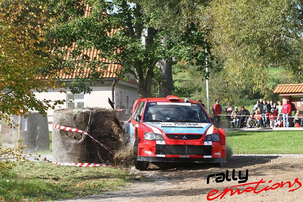 Автоспорт: Приключения в северной Европе - ралли Латвия 2012