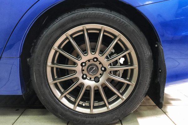 Сервис: Модернизация тормозной системы Subaru WRX