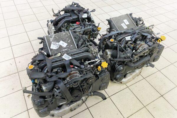 Запчасти: Контрактные двигатели в Екатеринбурге